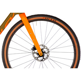 Ridley Bikes Kanzo C ADV Ultegra HD camo green/orange